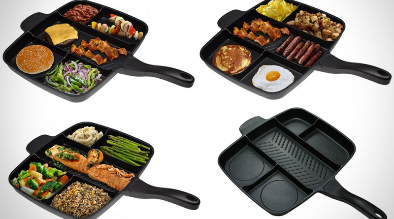 This Masterpan Is Perfect For Making An English Breakfast